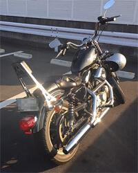 ハーレー XL1200S